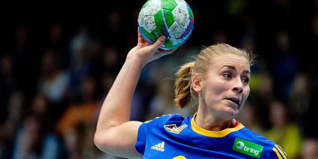 Sverige angola handboll