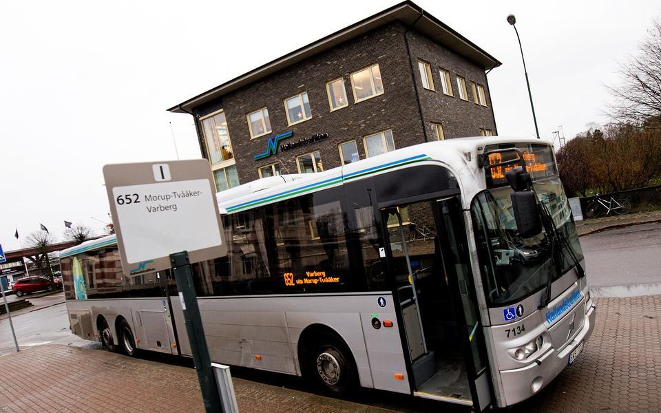 buss tvååker varberg
