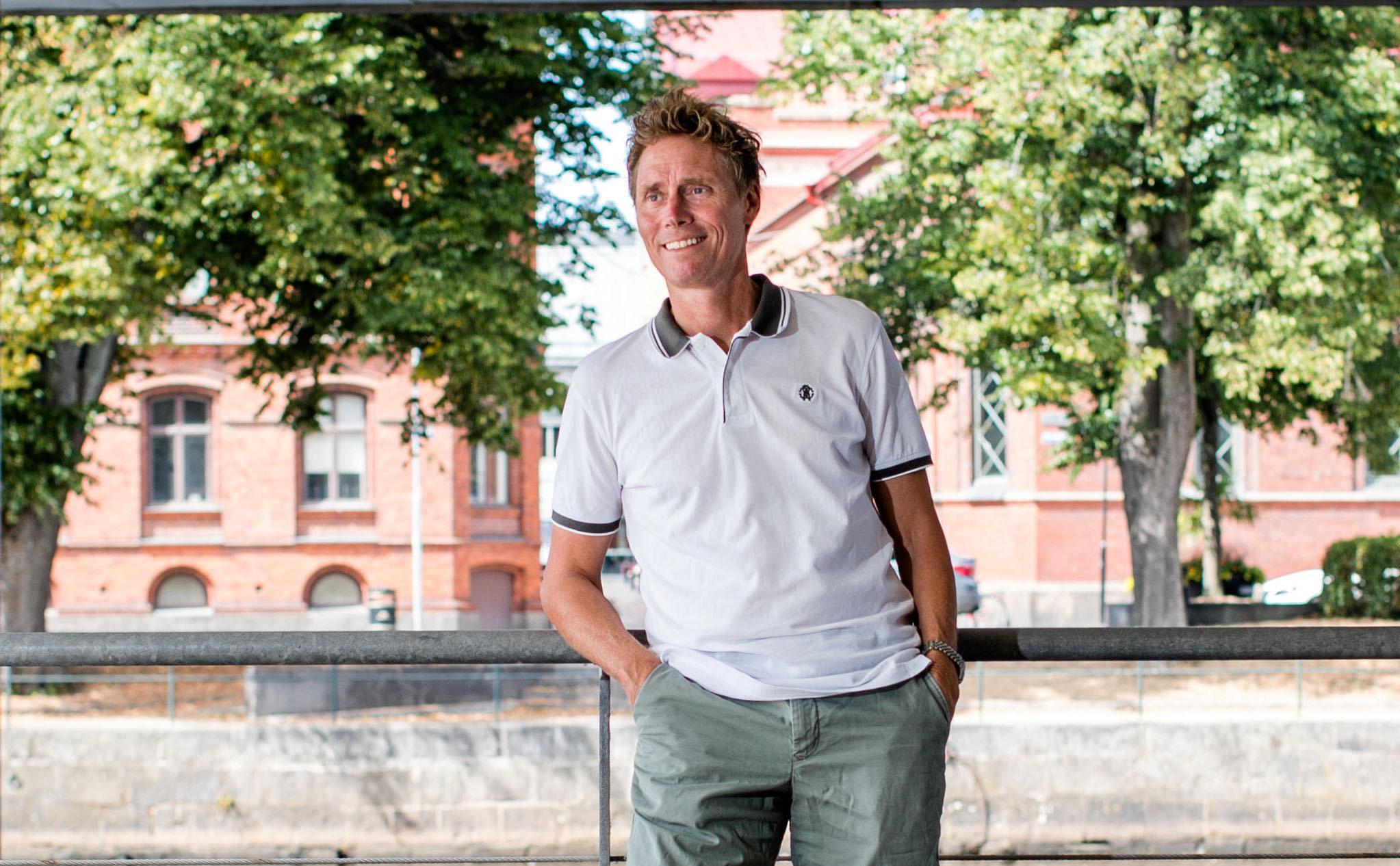 Perssons nya jobb – hoppas göra Sverige till bäst i Europa