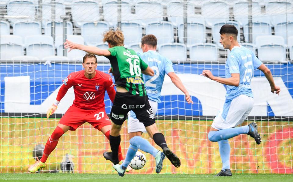 Varbergs Bois Skrallde Mot Malmo Ff I Allsvenskan Hn