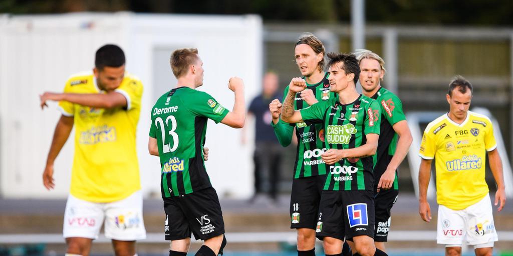 Varbergs Bois Korde Over Falkenbergs Ff I Allsvenskan Hn
