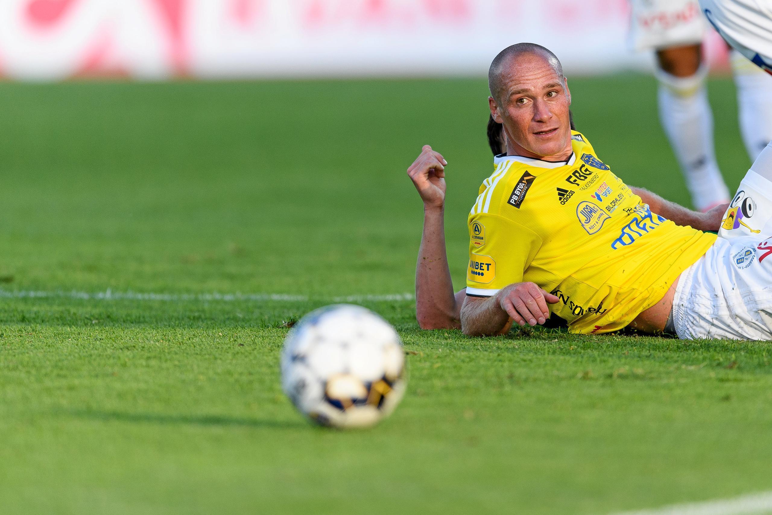 Följ Falkenbergs FF mot Sirius i Allsvenskan