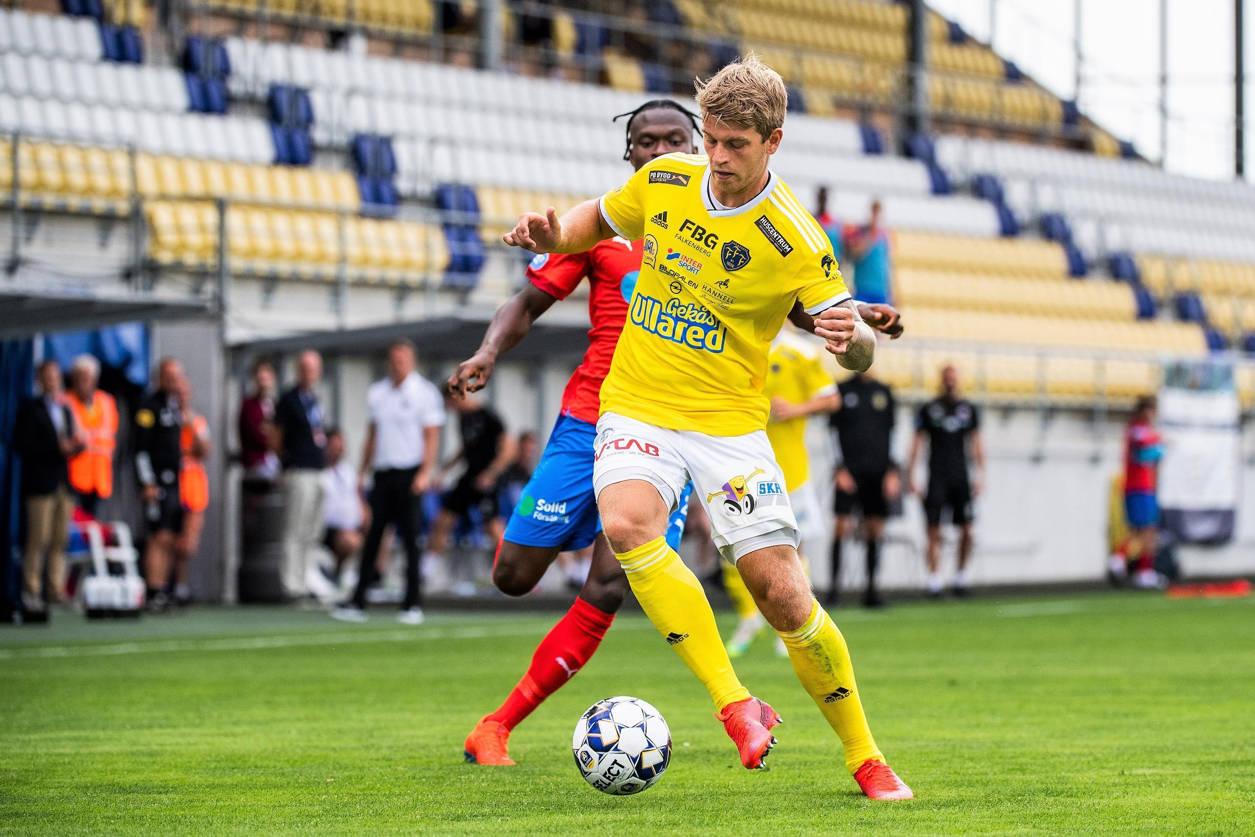 Följ FFF:s match mot Blåvitt