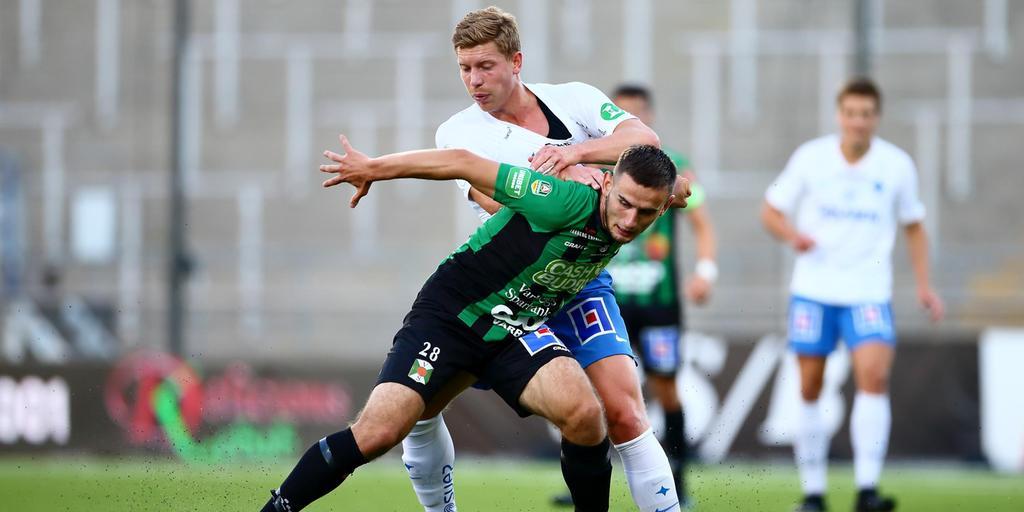 Varbergs Bois Moter Ifk Norrkoping I Allsvenskan Hn