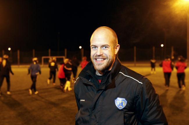 028b0e7733db Mattias vill bli den bäste tränaren | Hallands Nyheter - Livets gång
