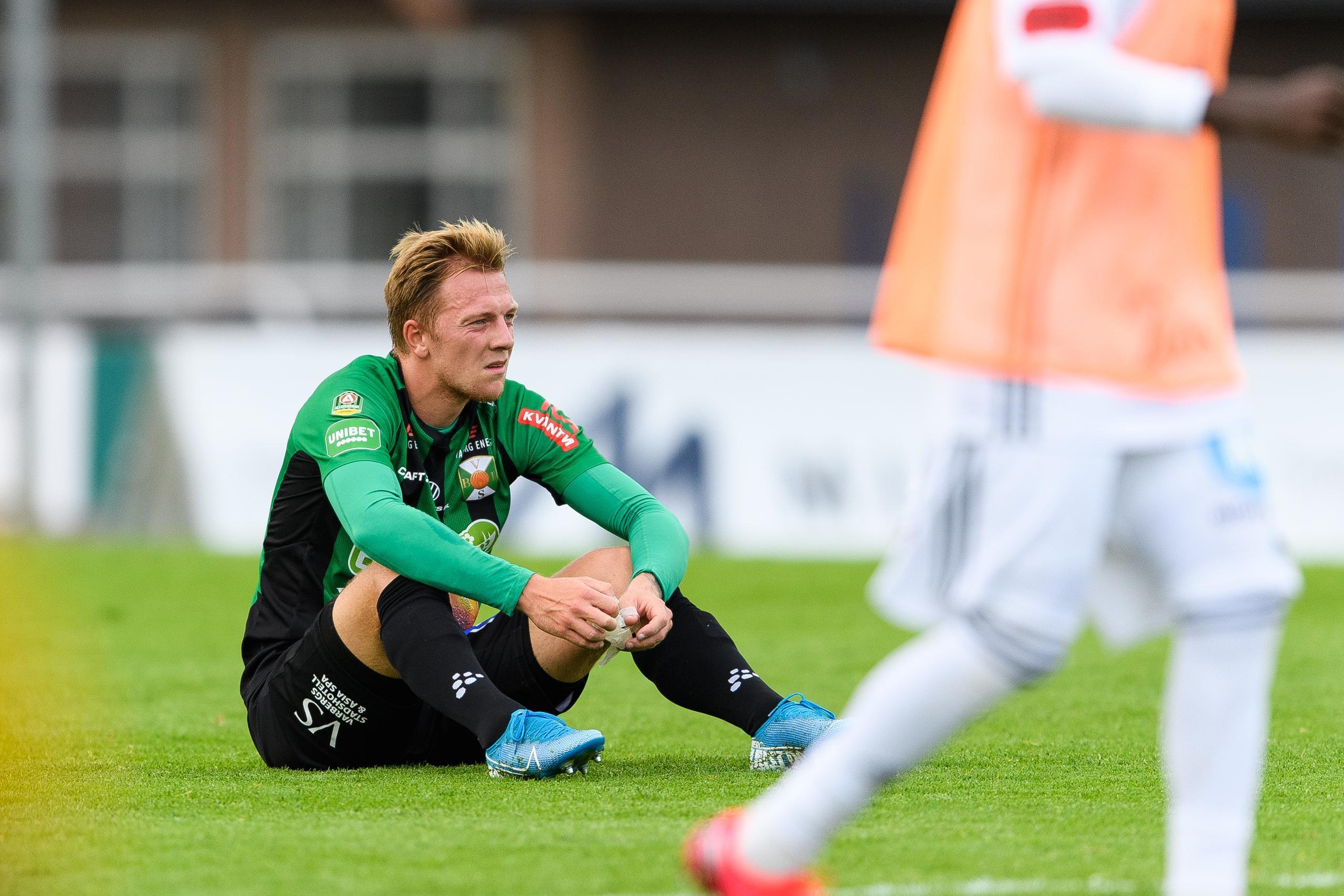 Varberg tappade segern i slutsekunderna
