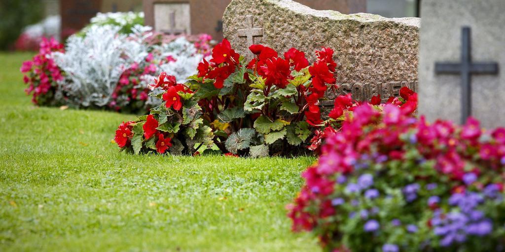 richardssons blommor skogskyrkogården