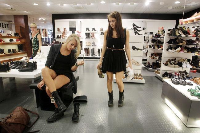 082391b4db11 Allt fler köper skorna på nätet | Hallands Nyheter - Varberg