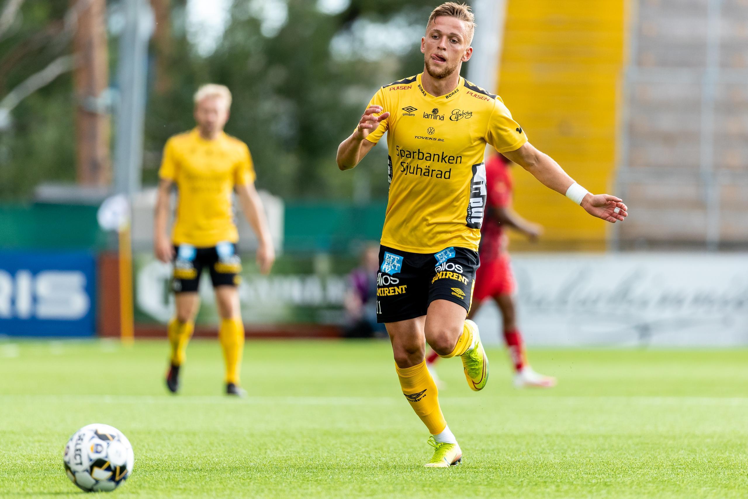 Följ matchen Elfsborg-Falkenbergs FF i Allsvenskan