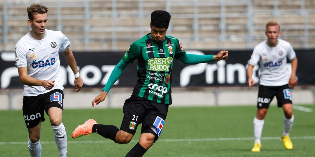 Folj Varbergs Bois Mot Orebro I Allsvenskan Hn