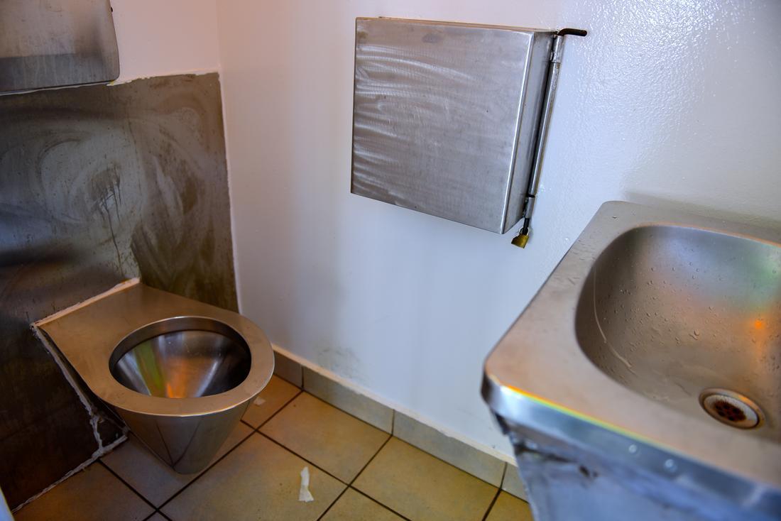 Så snuskiga är Varbergs offentliga toaletter
