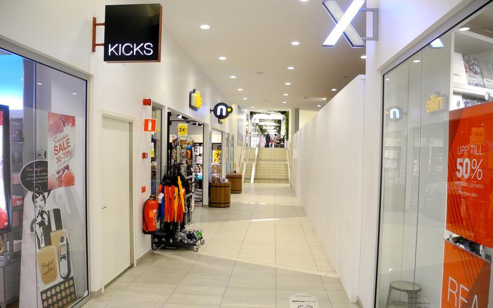 kronan shopping falkenberg