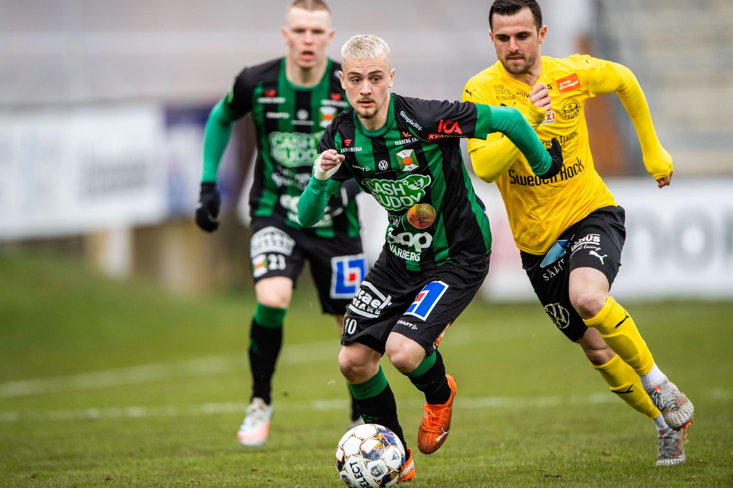Albin Mörfelt kan missa mötet med Elfsborg efter handskada