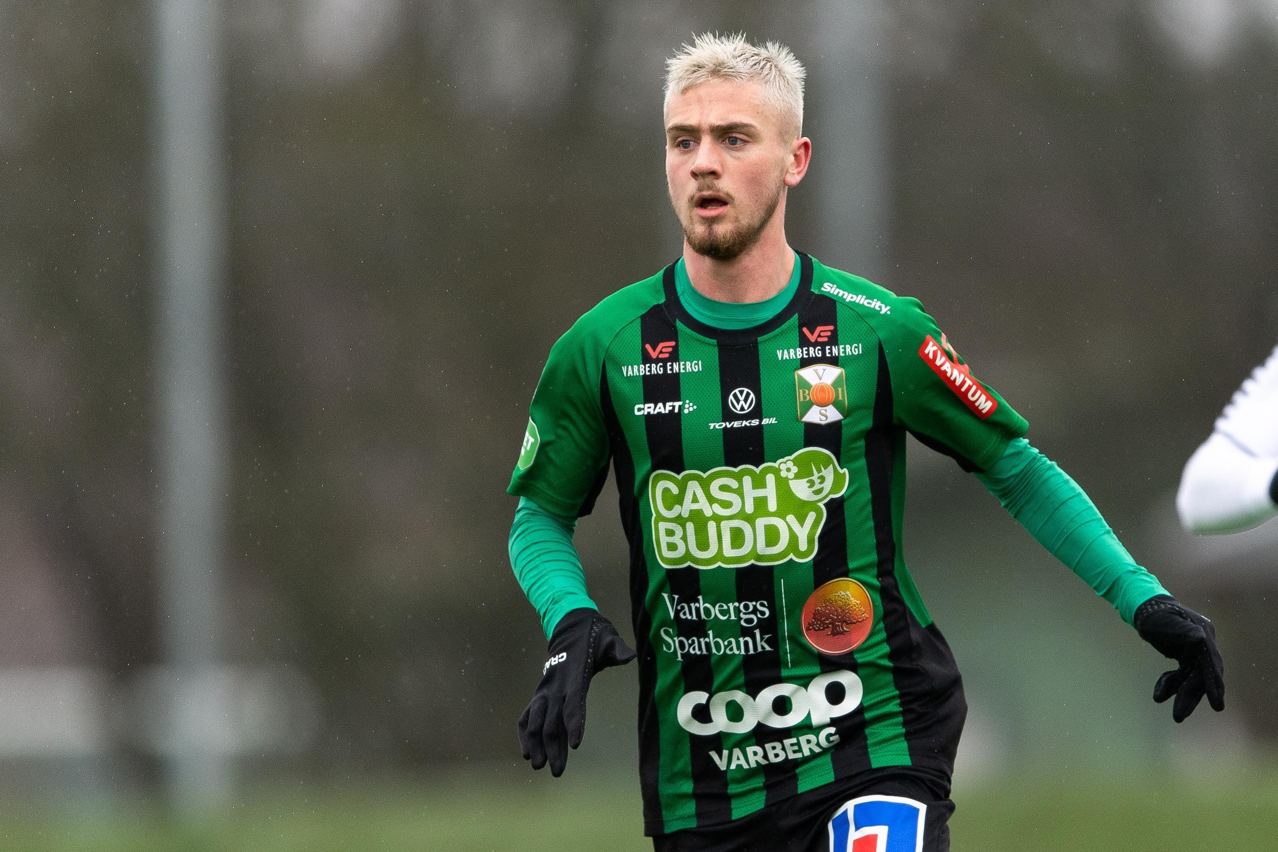 Varbergs Bois ville inte chansa med Albin Mörfelt