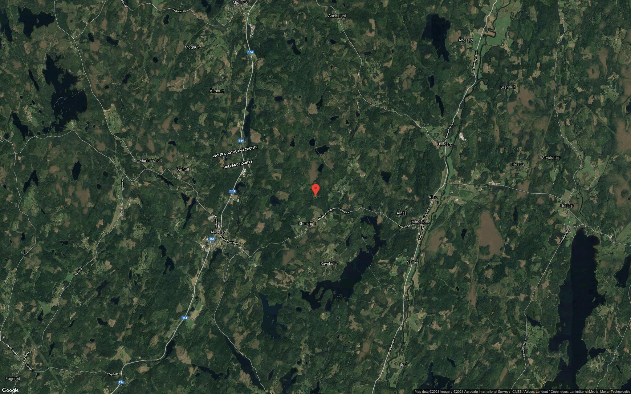 Ny ägare till 68 kvadratmeter stort hus i Älvsered – priset: 330 000 kronor
