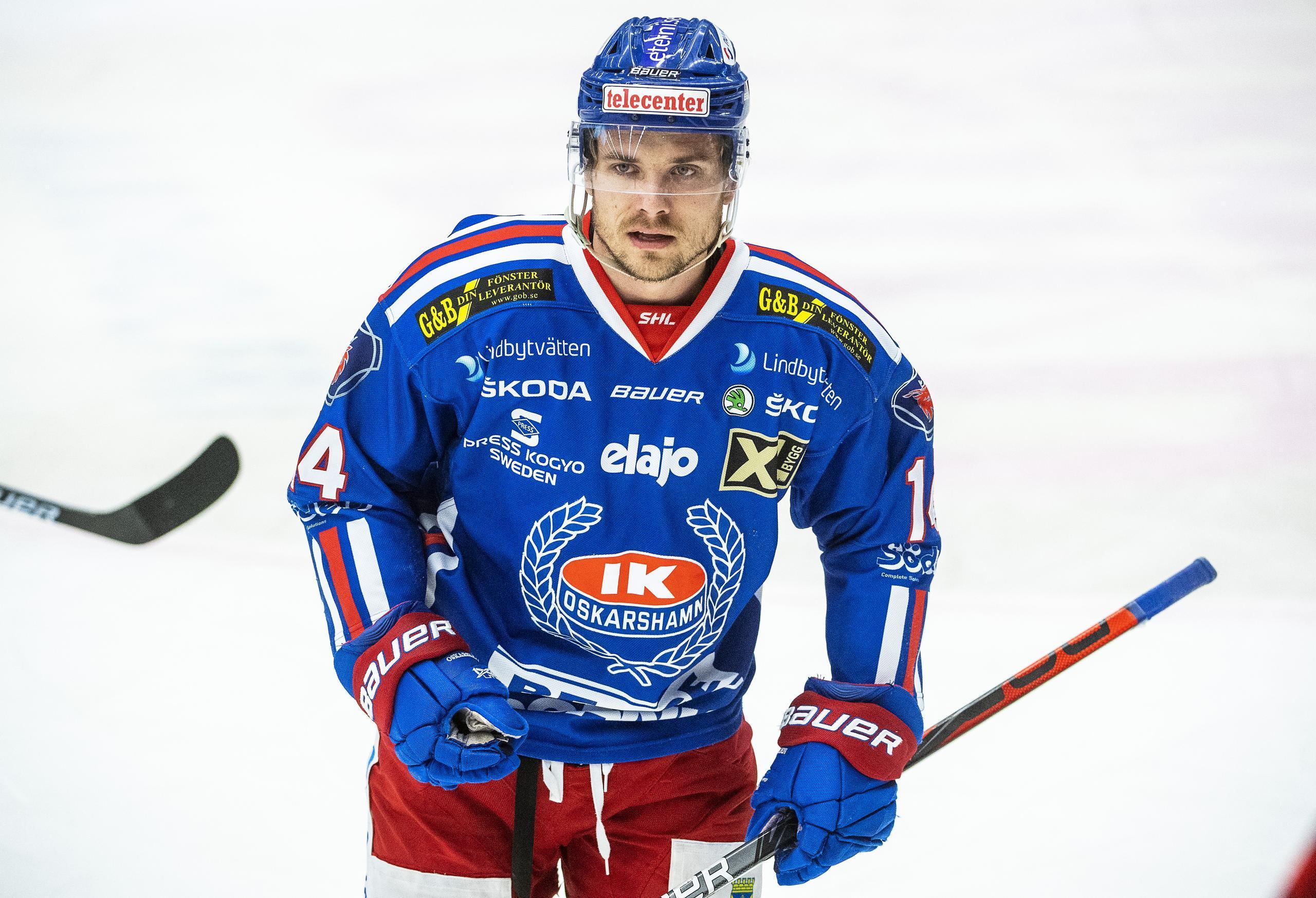 Pontus Netterberg klar för spel med HV71