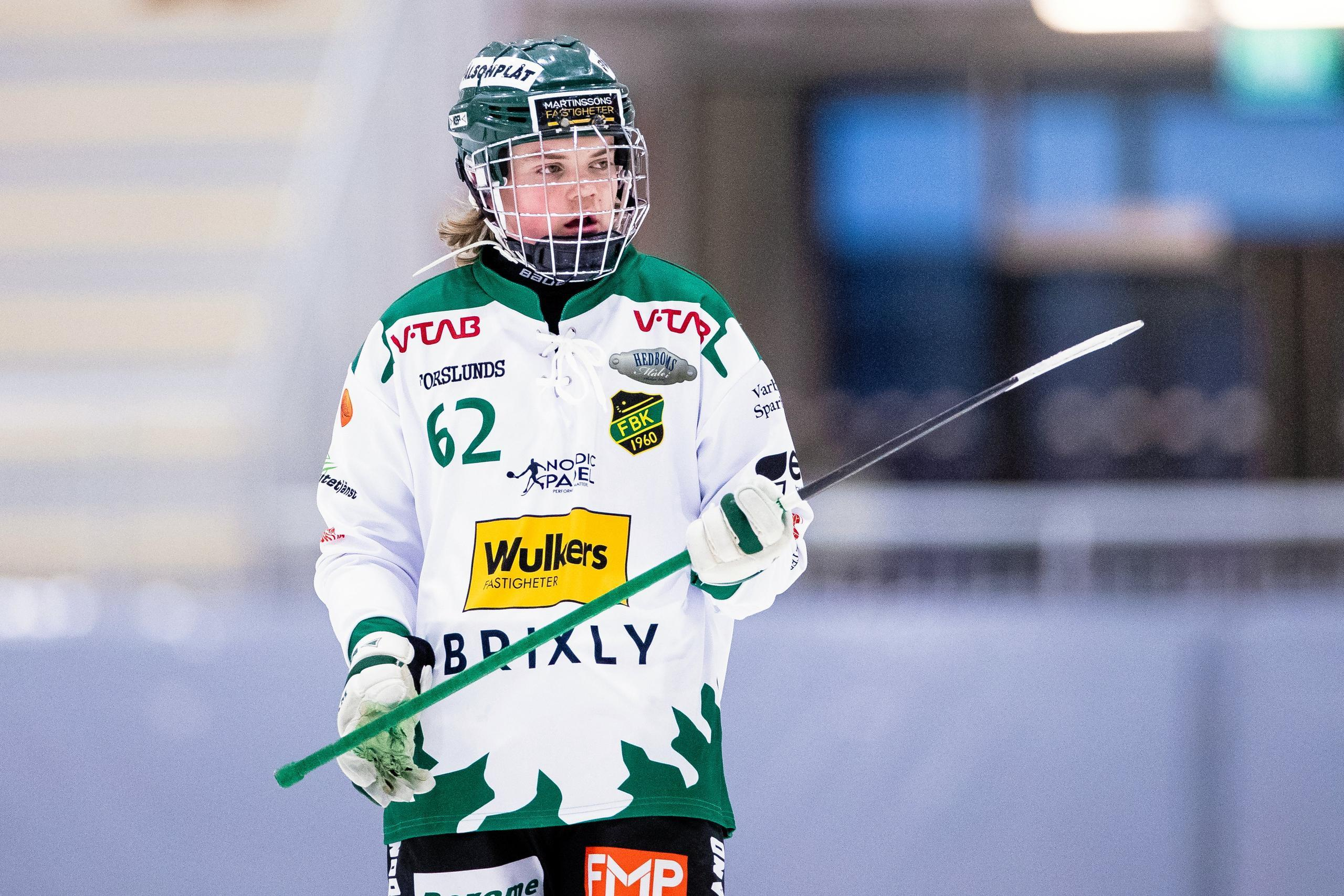 Frillesås-talangen Gustav Friman uttagen i P21-landslaget