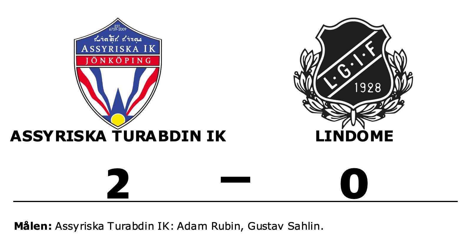 Segerlös svit bröts när Assyriska Turabdin IK vann mot Lindome med 2-0