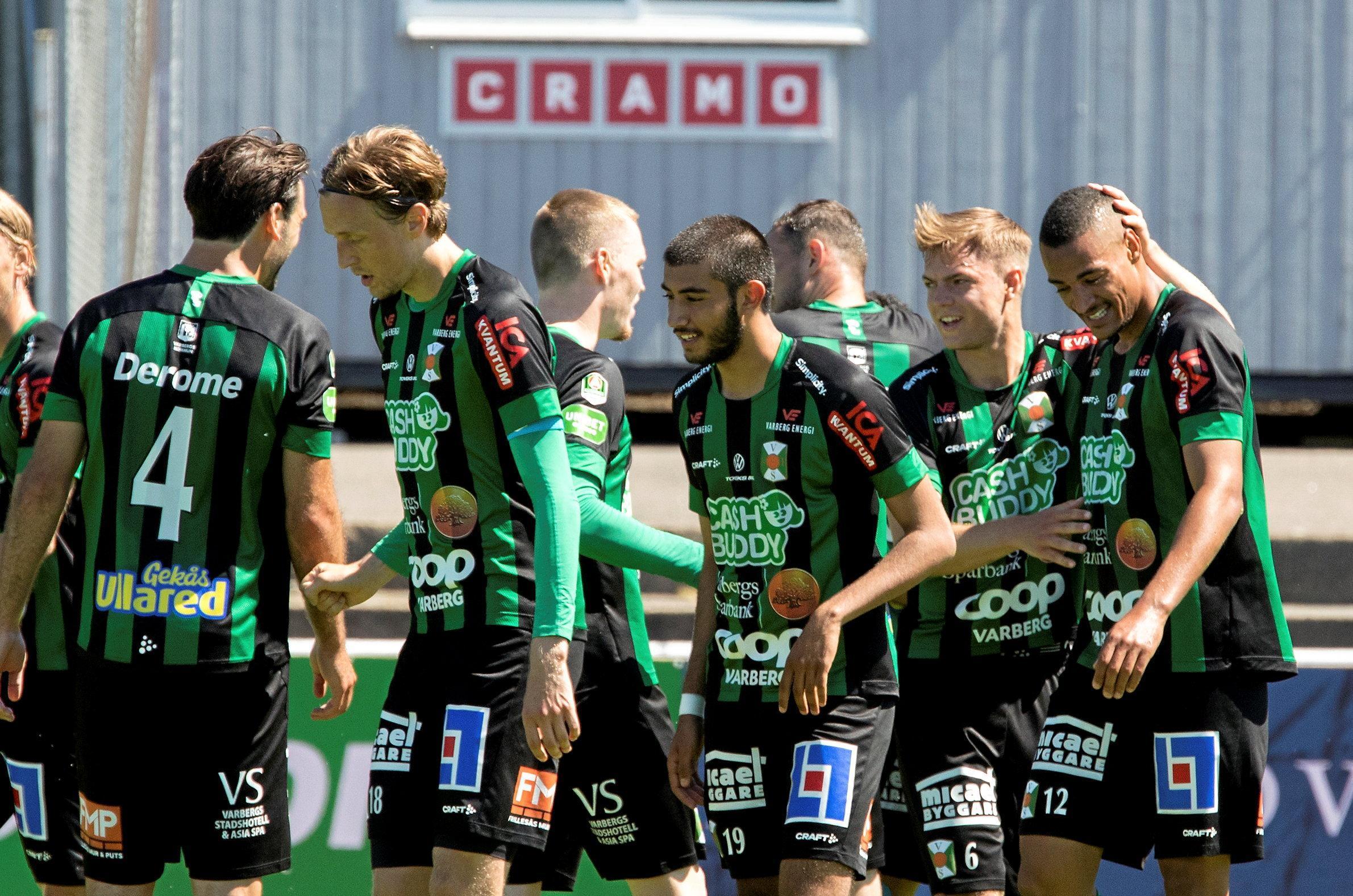Varbergs Bois vann mot Elfsborg i genrepet