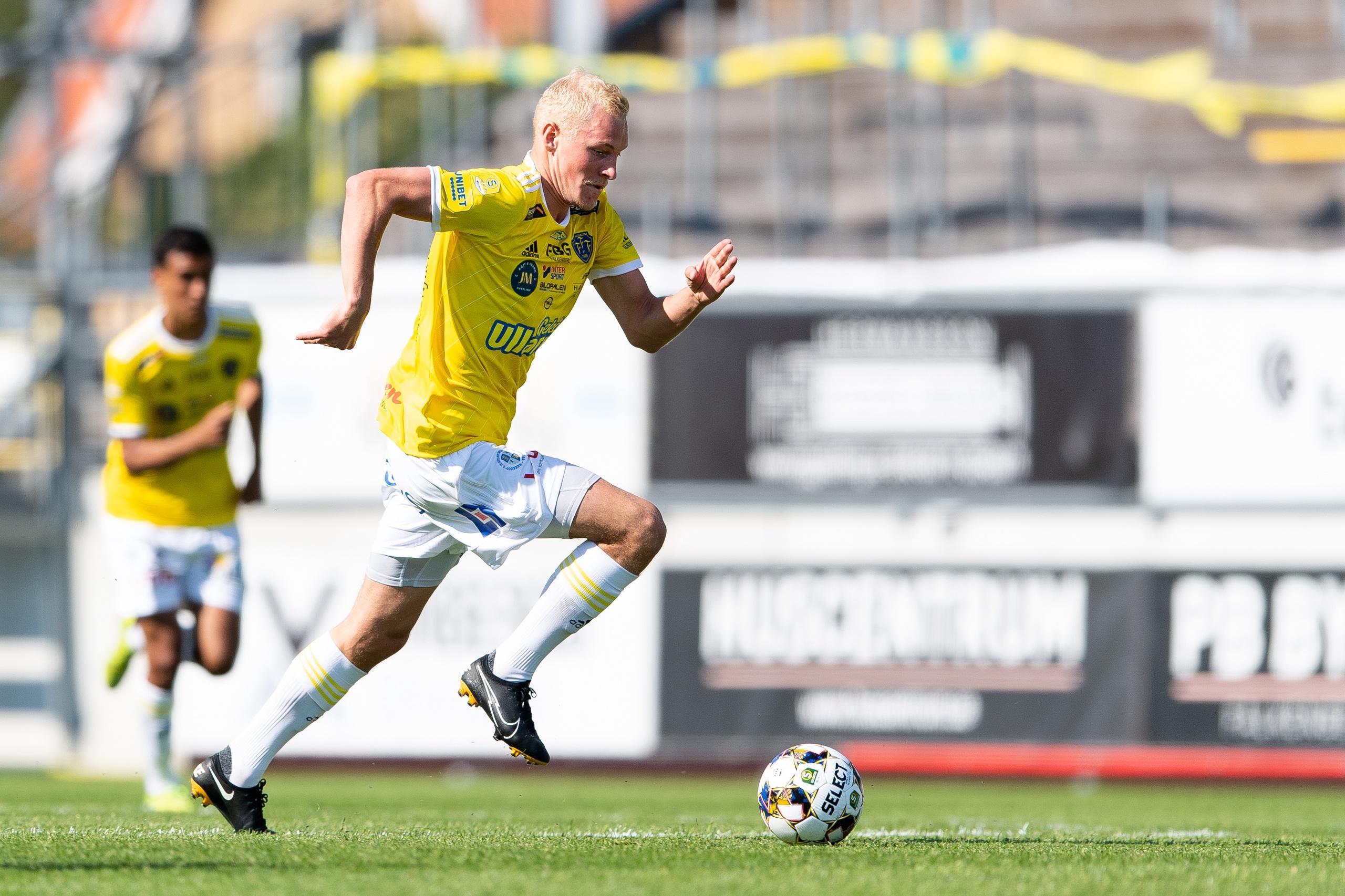 Frustrerat i Falkenbergs FF – förlorade igen