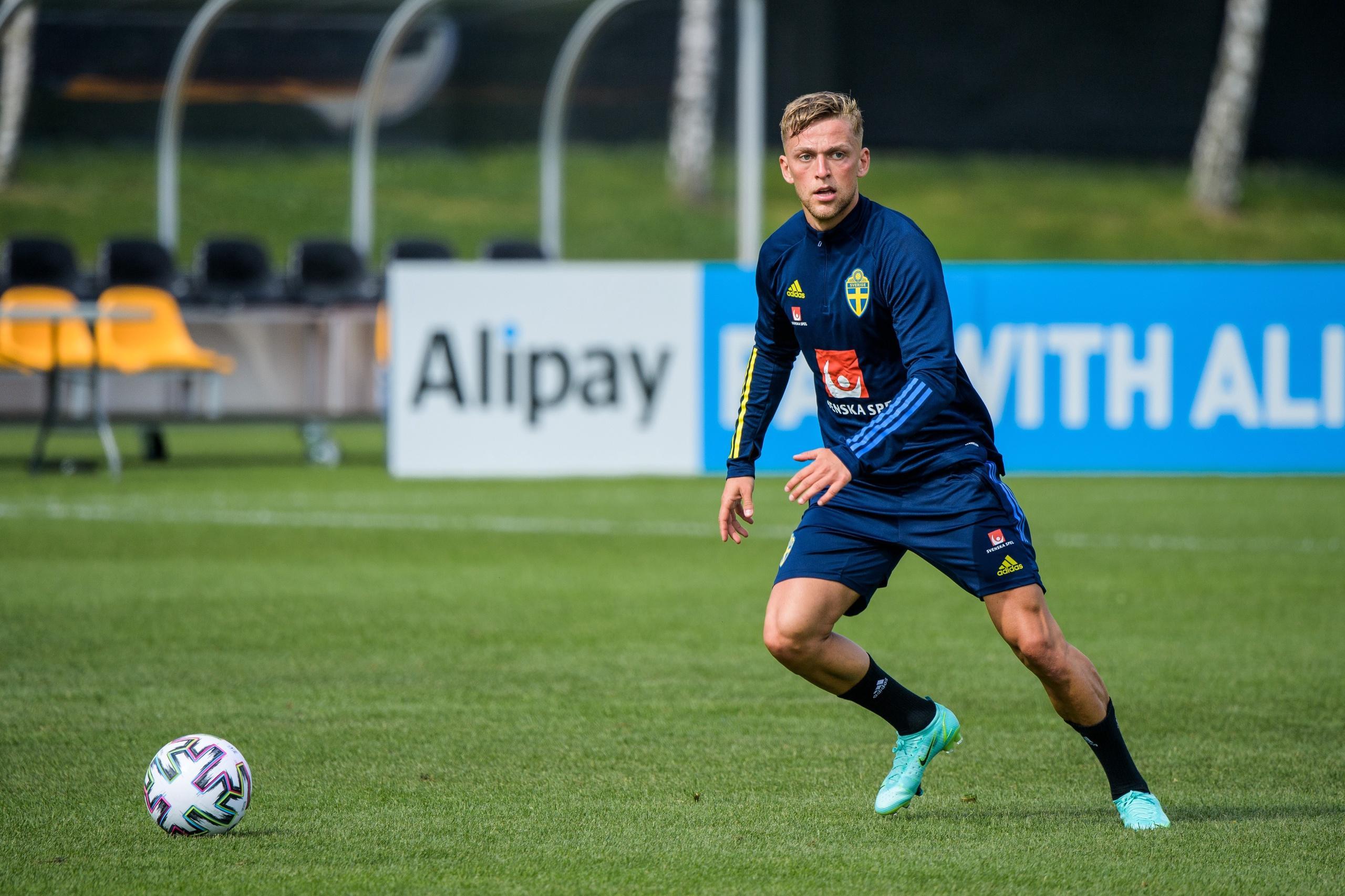 Starfelt, Johansson och Karlsson nya i landslaget